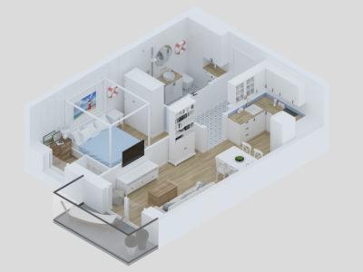 nowe mieszkania na witominie gdynia zatoka